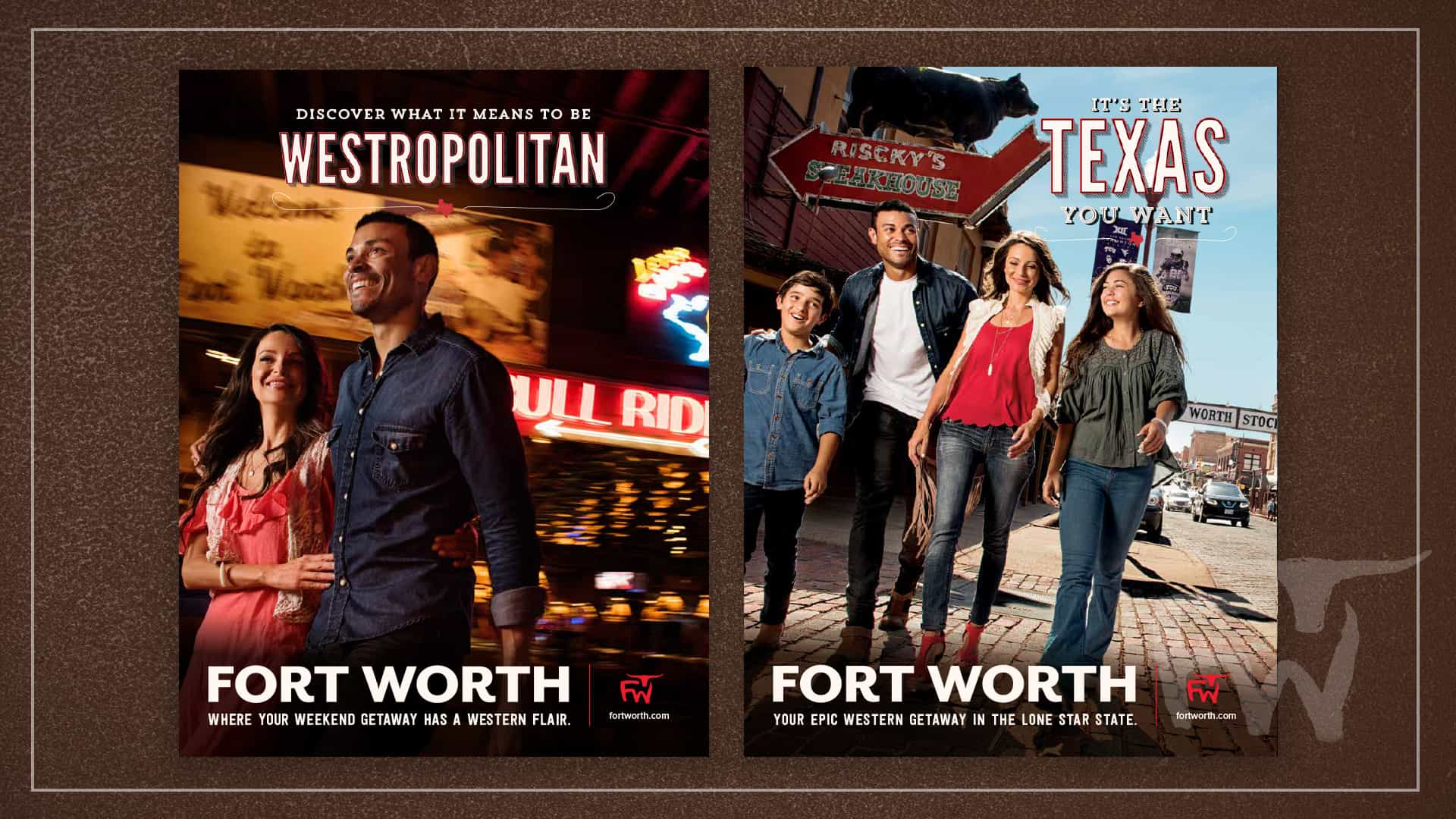 FORT WORTH CONVENTION & VISITORS BUREAU