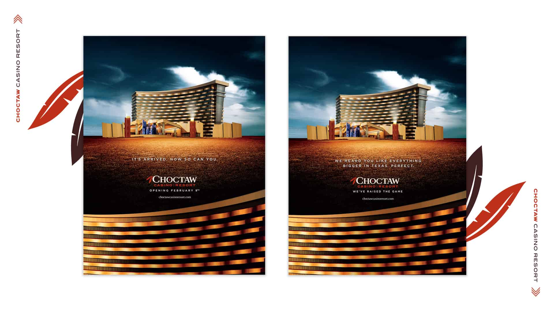CHOCTAW CASINO RESORT